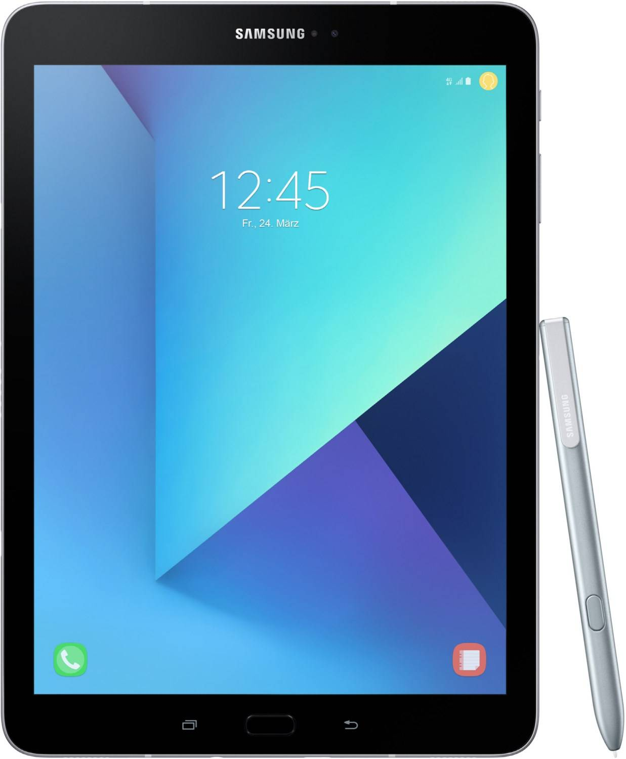 Galaxy Tab S3 97 32gb Lte Tablet Pc Silber